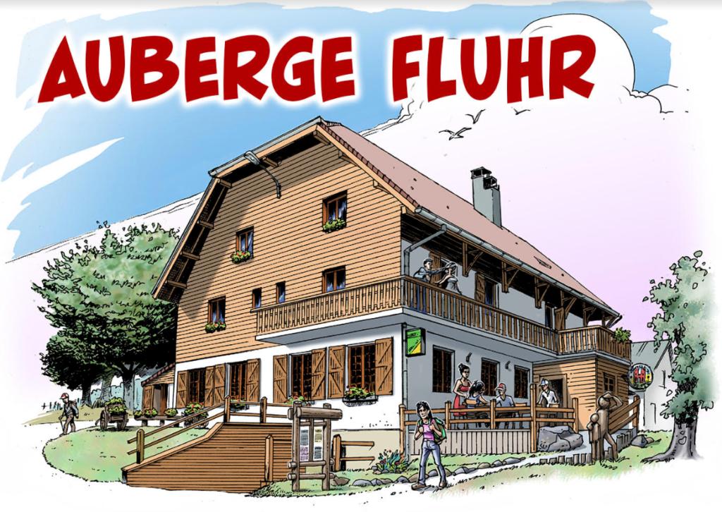 Auberge du Langenberg – FLUHR