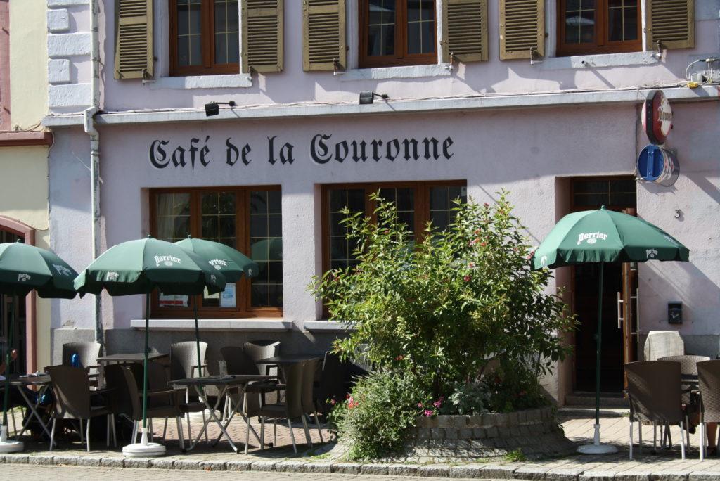 Restaurant à la Couronne