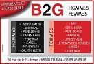 B2G - Vêtements - Thann