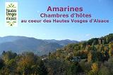 Amarines - Chambres d'hôtes - Saint-Amarin